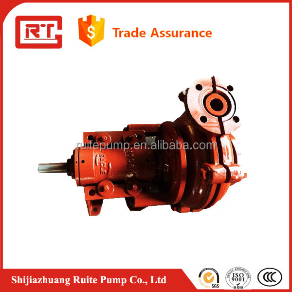Casting Mining Slurry Pumps , Mining Mechanical Parts