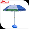 "Wholesale Custom 46'~60"" printing promotion Waterproof outdoor beach umbrella"