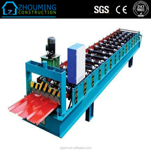 High Quality Best Supplier Floor Decking Panel Roll Forming Machine