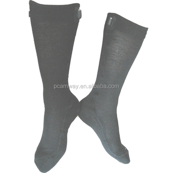 USB heated socks