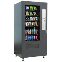 Dual Temp. refrigerant drinking and cigarette Automatic Vending Machine VCM-4000A