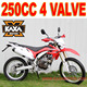 250cc Dirt Bike CRF250