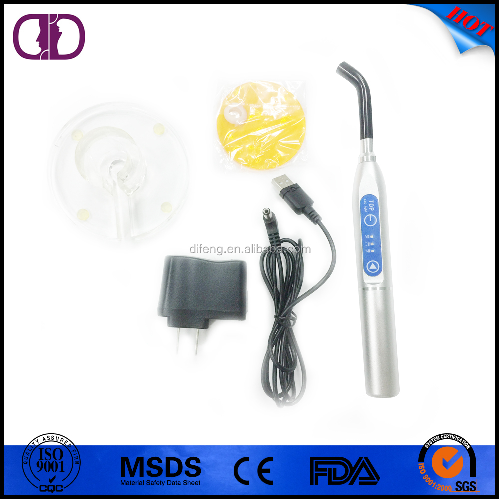 dental curing light for teeth whitening