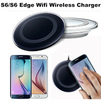 High Quality Qi Wireless Charger Charging Pad for Samsung Galaxy S6 S6Edge wireless phone charger Wholesale