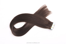 kbl unprocessed straight tape curl braids human hair for braiding, tape in hair extentions, wholesale tape-in hot beauty hair
