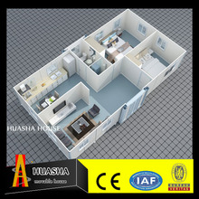 China high quality and low cost modular performs houses for sale