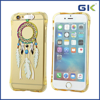[GGIT] Colorful Drawing Cellphone Flash TPU Mobile Phone Case For IPhone 6 Cover