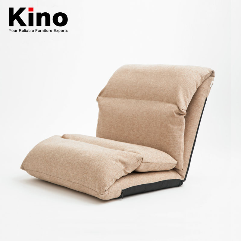 folding sofa bed, lazy sofa furniture for living room, single seater fabric floor chair sofa