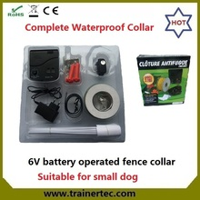 Smart Portable outdoor temporary hot wire dog fence DF-112