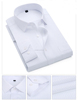 Factory direct sell men office long sleeve shirt in high quality