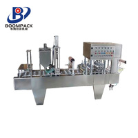 Shanghai Yogurt Cup Filling Machine With