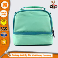 new style thermal children school cooler lunch bags portable with handle