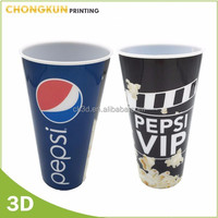 Printed 32OZ pepsi plastic cup for promotion drinking cup