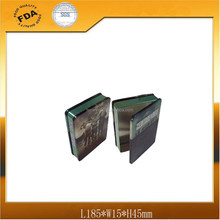 Square DVD Tin Packaging