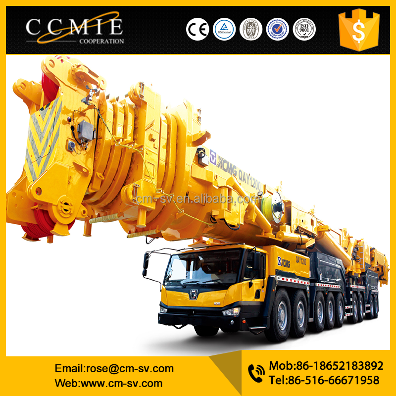custom-made truck crane-20 ton hydraulic mobile crane with low price