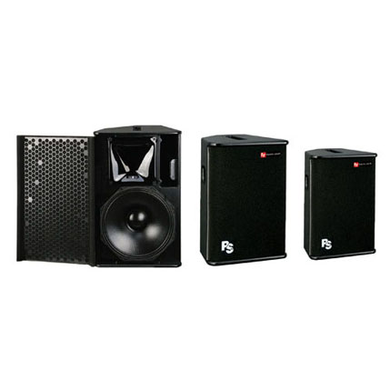 Stage monitor speaker series PS10/12/PS15