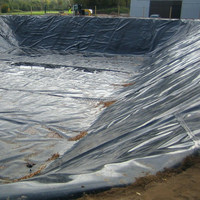 HDPE Geomembrane Sheet Liner For Shrimp