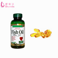 OEM customized Logo omega 3 blackmores fish oil manufacturers 1000mg