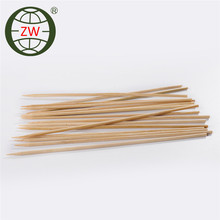 chinese wholesale flat bamboo skewer, incense bamboo stick