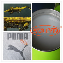 puff silicone ink for t-shirt or textile screen printing