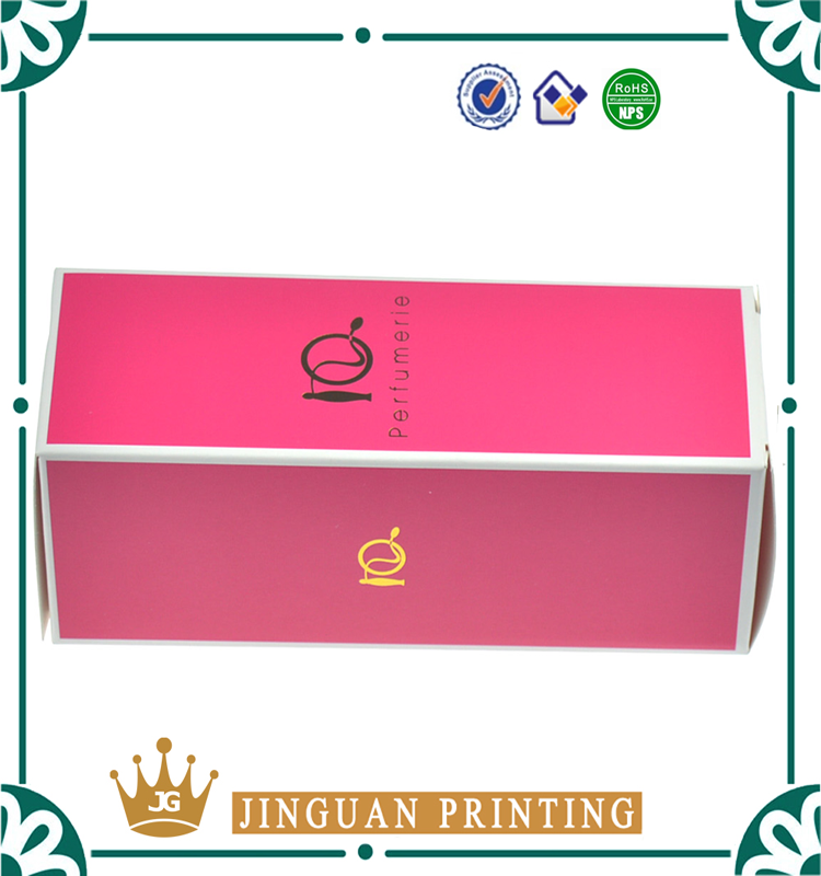 Custom cardboard cosmetic box packaging cream box