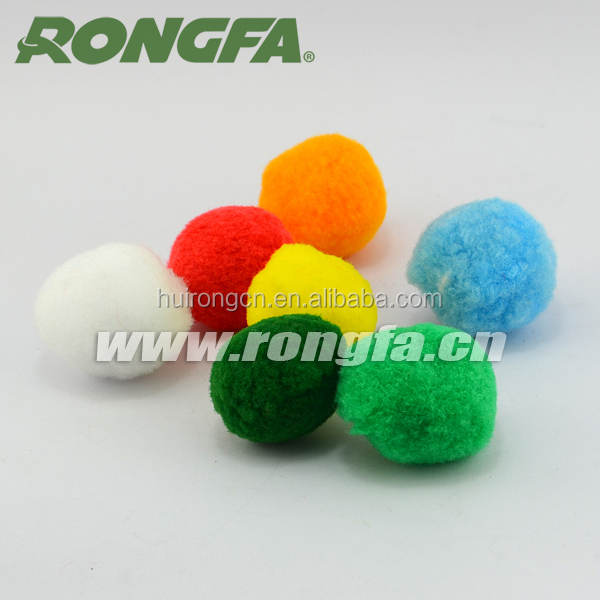 Soft Colorful High Quaity Pom pom For DIY Decoration