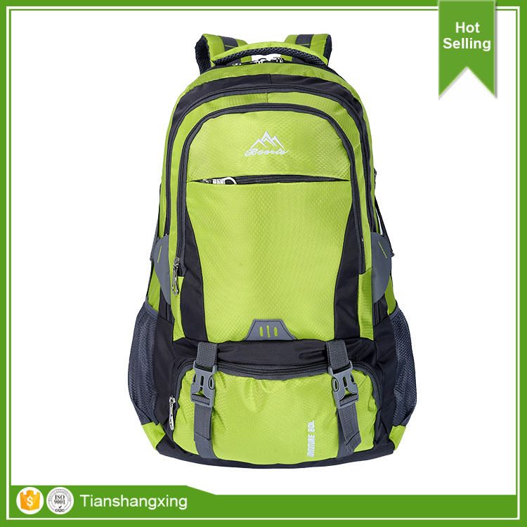 Waterproof Foldable Backpack Hiking Bag Camping Travel Sport Day Pack