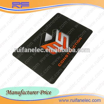 NEW BEST PVC Detachable Card Loyalty Card