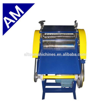 wasted copper wire insulation stripping machine for sale