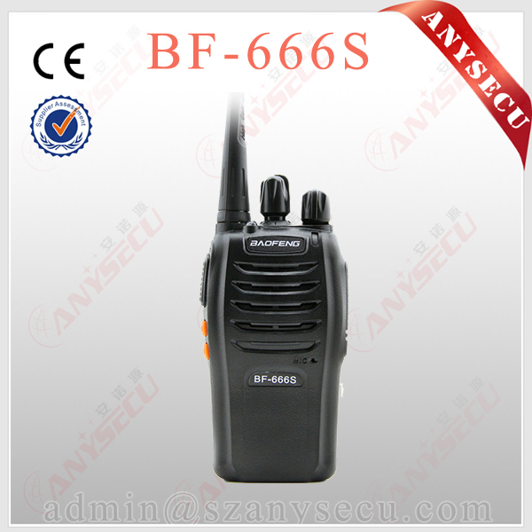 best price High/Low Power Optional BF-666S 2-way radio