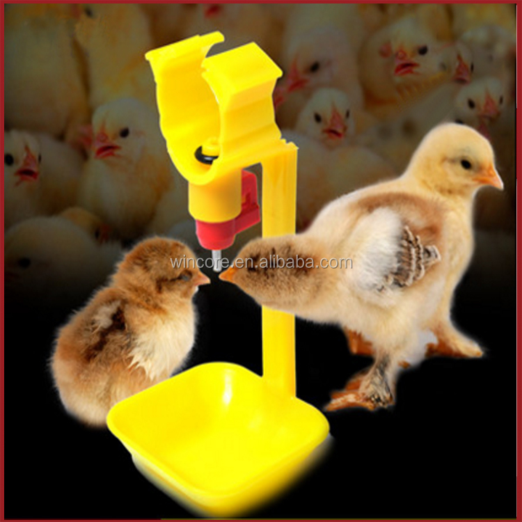 2016 good price automatic poultry equipment broiler chicken nipple drinker
