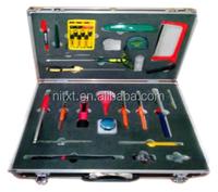 24 Tools Fiber Optic Cable Splice Kits and optical tools