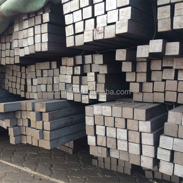 Q235B Hot Rolled Square Steel Bar