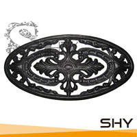 Practical and Usefull Cast Iron Rosette for Sale