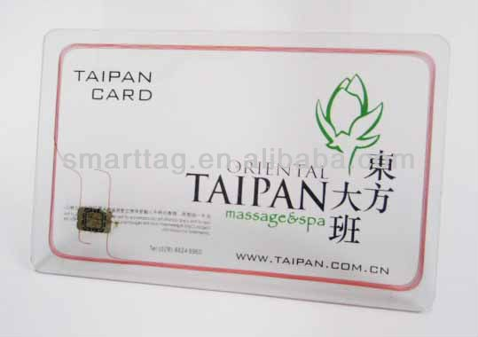Shenzhen card EM4102 contactless smart card