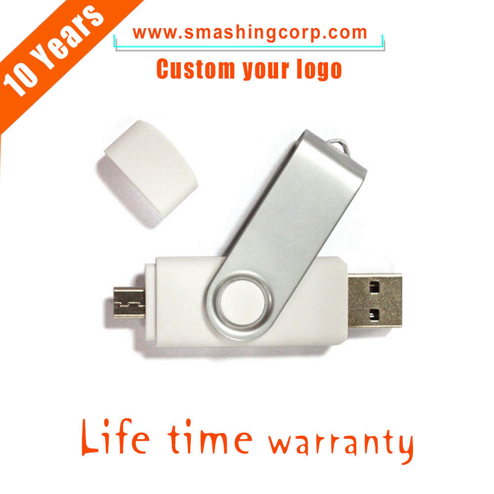 Flash Driver 2-in-1 16GB 32gb newest twister otg usb disk usb pen drive 8gb Android mobile phone mini OTG USB stick