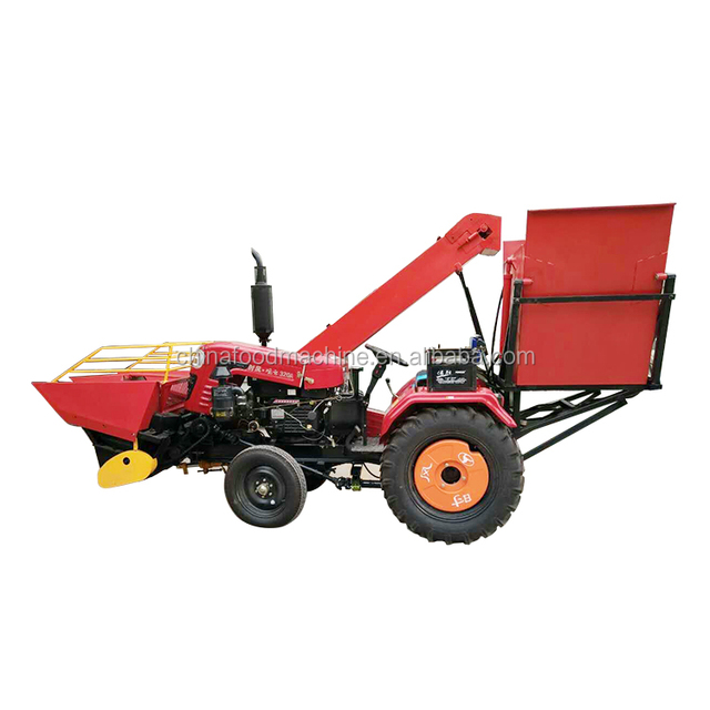 Agriculture corn combine harvester machinery
