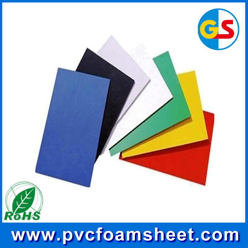 forex/PVC sheets with 2 sizes: 2440mm X 1220mm and 3050mm X 1560mm. With different thickness: 2mm, 3mm and 5mm.