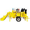 M7MI Twin Hydraform soil brick making machine