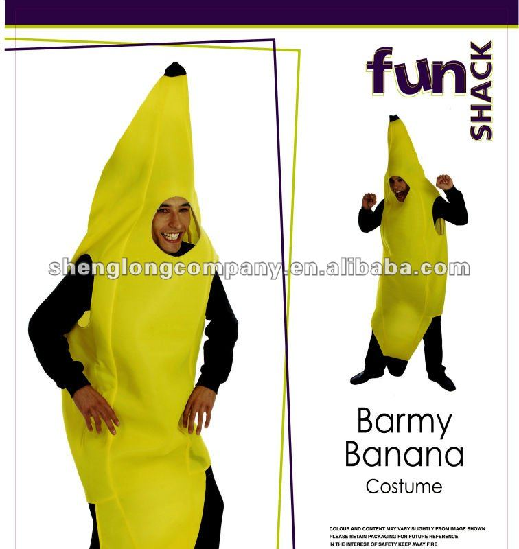 funny halloween banana costume and our promotional ideas buy banana costumehalloween costumefestival costume product on alibabacom - Banana Costume Halloween