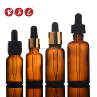 10ml 20ml 30ml 50ml 100ml glass bottle essential oil 10ml amber glass bottle with dropper