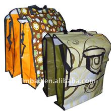 big volume pp woven bicycle bag eco friendly bag recycled pp woven bicycle bag