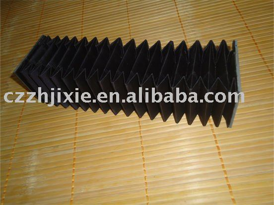 Flexible Accordion Type Protective Shield