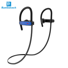 2017 New Products Noise Cancelling V4.1 Long Distance Stereo Smart We-com Bluetooth Headset RU10