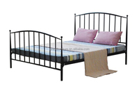 King Size Metal Double Bed For Home Furniture