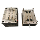 Plastic mold making abs pc plastic component injection tooling moulding