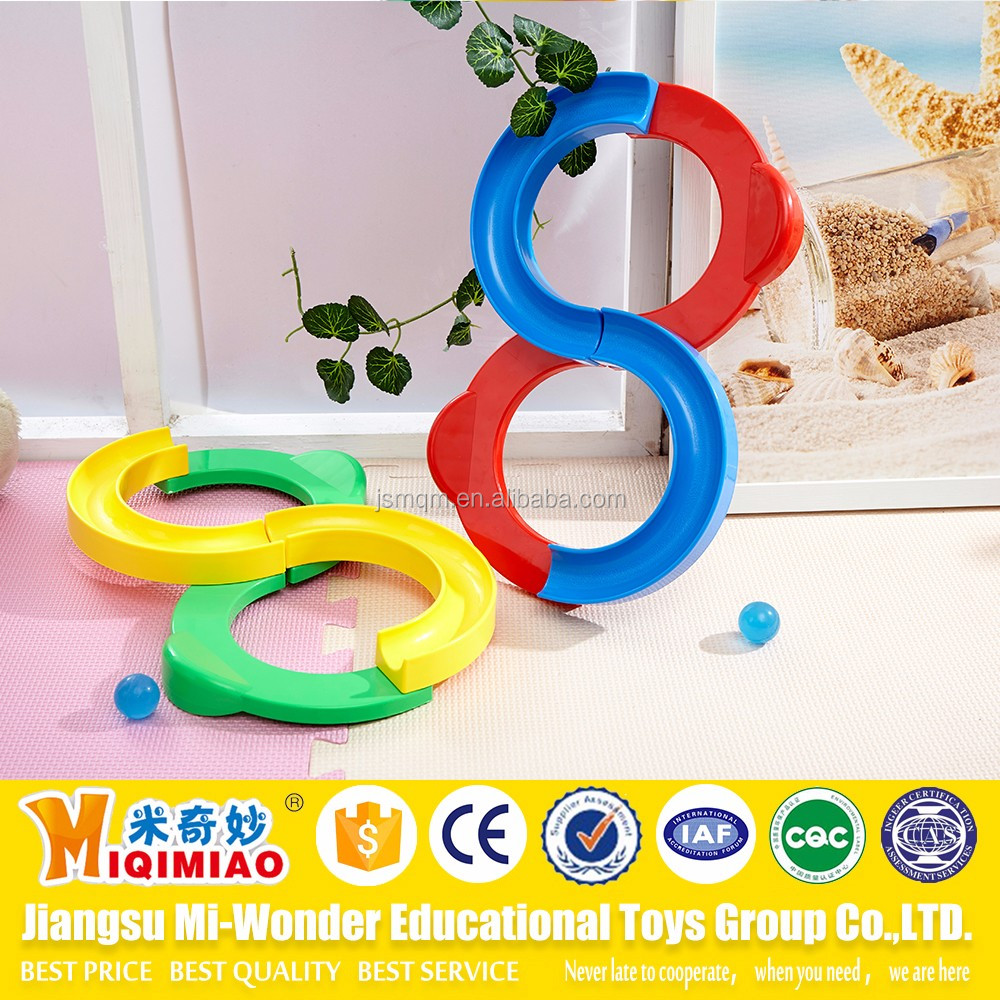 Sensory integration brain training plastic toys for kids