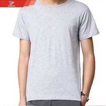 top international clothing brands hot sale 95% cotton and 5% spandex athletic t-shirt