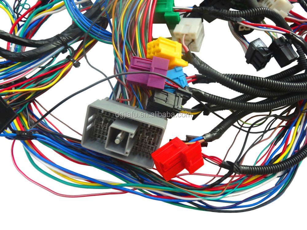 Cable assembly wire harness / wiring assembly wiring looms