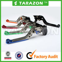 CNC aluminun adjustable China brake lever factory for FZ 16